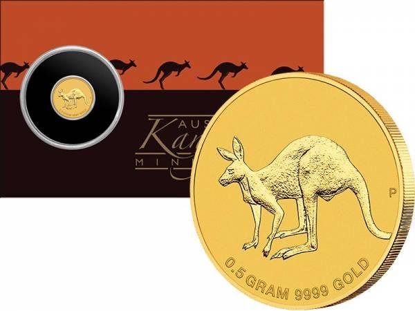 2 Dollars Australien Mini-Roo 2019