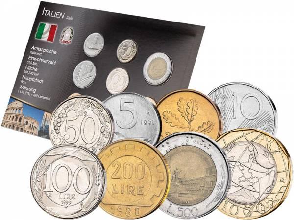 Premium-Kursmünzensatz Italien
