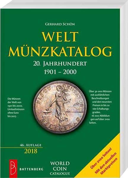 Schön Weltmünzenkatalog 20. Jahrhundert 1901-2000