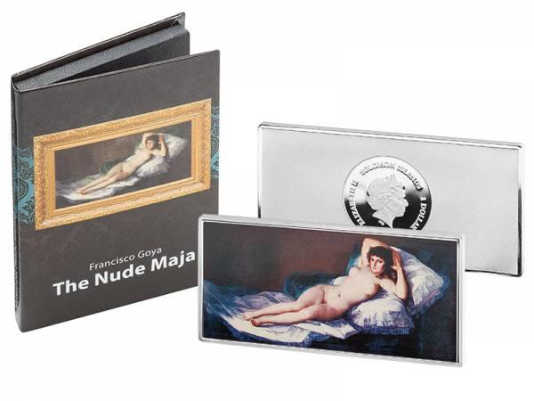 1 Dollar Salomonen Nackte Maja De Goya 2014