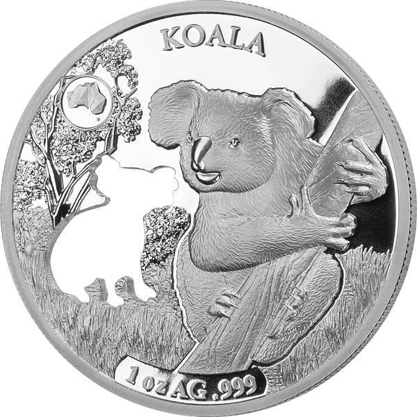 5 Dollars Salomonen Koala 2019