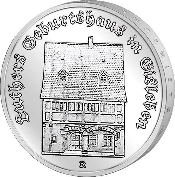 5 Mark Luthers Geburtshaus