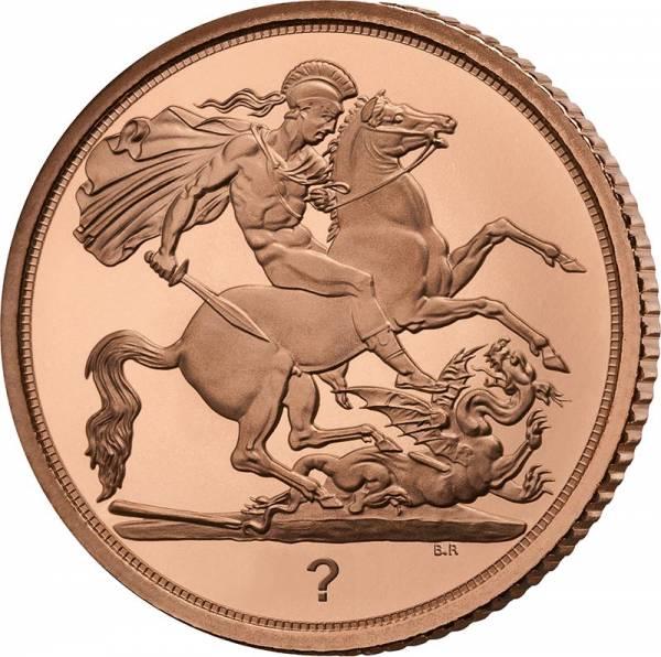 Großbritannien 1 Sovereign JuW