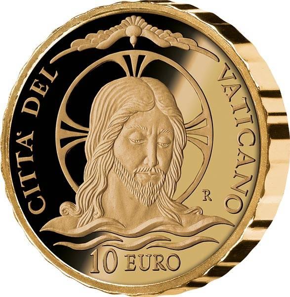 10 Euro Vatikan Die Taufe 2020