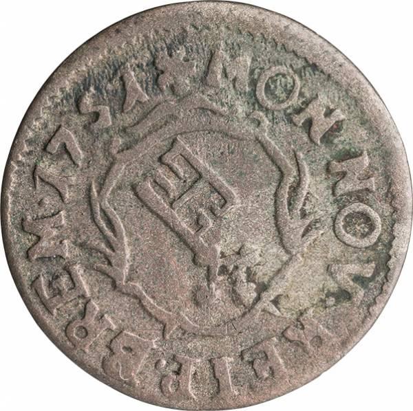 1 Groten Freie und Hansestadt Bremen 1749-1751