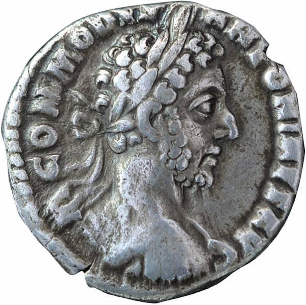 Denar Rom Kaiser Commodus