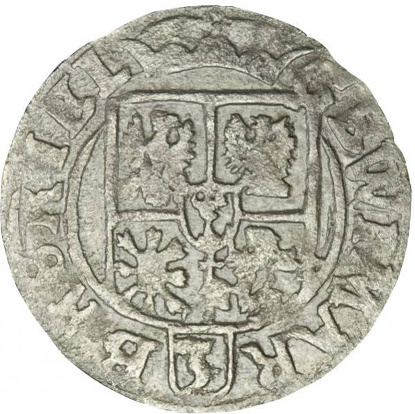 Dreipölker Brandenburg-Preußen Kurfürst Georg Wilhelm 1621-1633