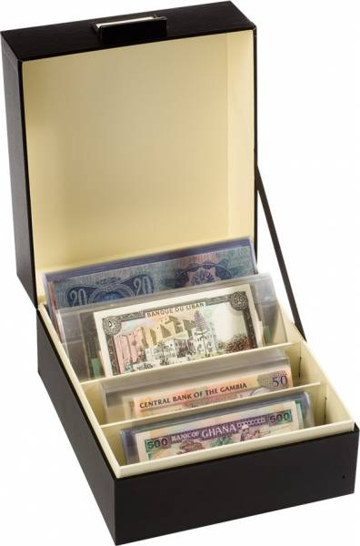 Archivbox für Sammelobjekte bis zum Format 220 x 168 mm