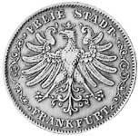 Taler Doppeltaler Vereinsmünze 1841-1855  vorzüglich