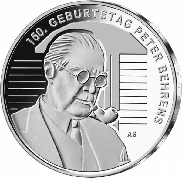20 Euro BRD 150. Geburtstag von Peter Behrens 2018