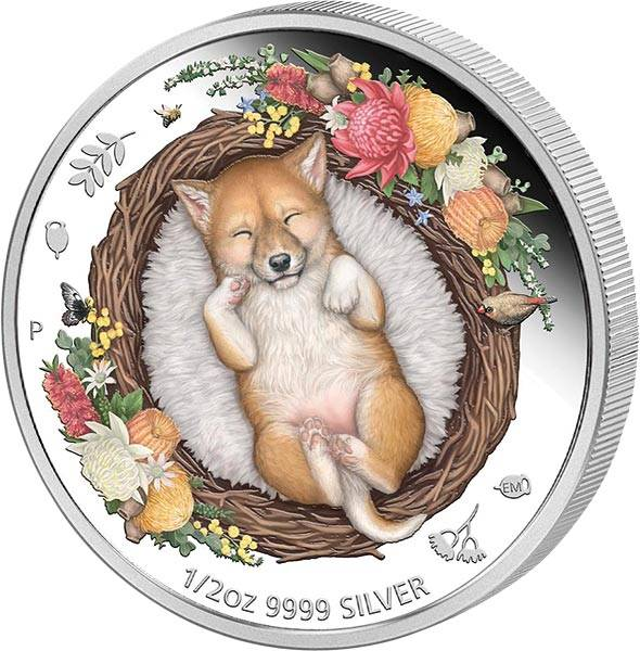 50 Cents Australien Dreaming Down Under - Dingo 2021
