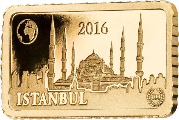 10 Dollars Salomonen Istanbul 2016