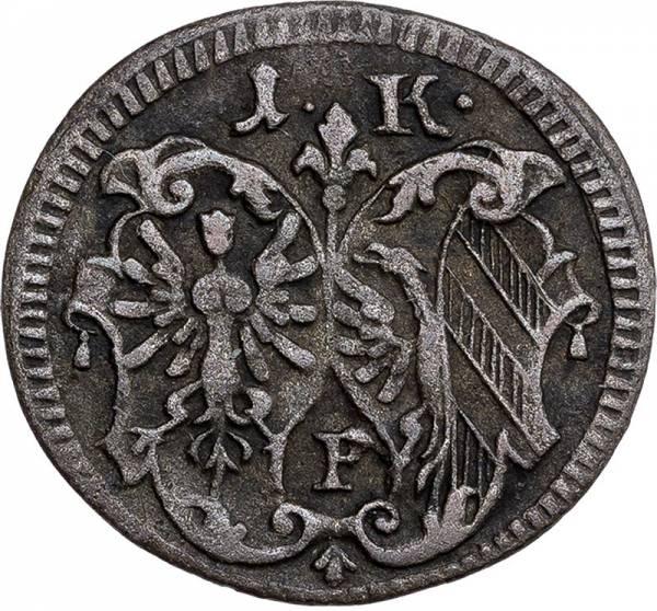 1 Kreuzer Nürnberg Freie Reichsstadt 1759