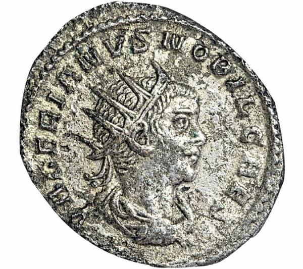 Antoninian Prinz Valerianus II. 256-258