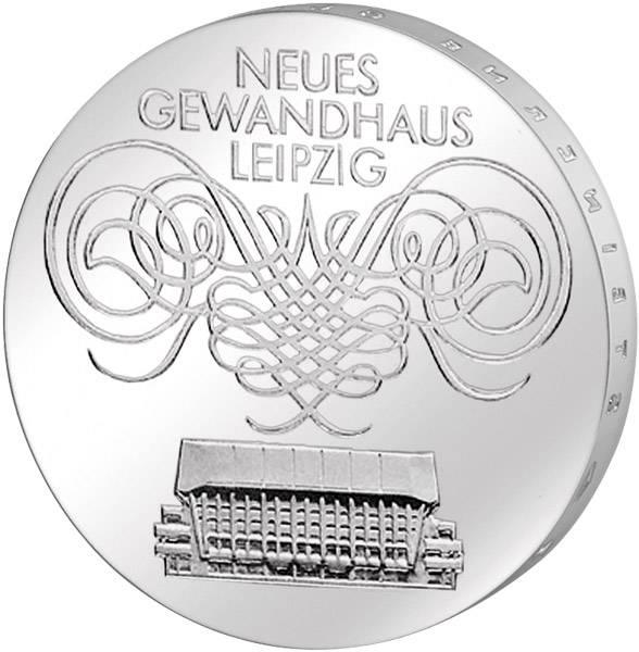 10 Mark Neues Gewandhaus Leipzig