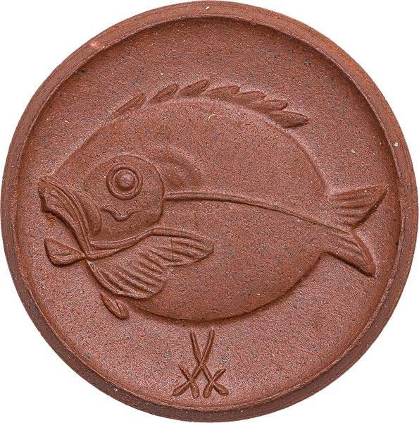 50 Pfennig Porzellannotgeld Boldixum 1921