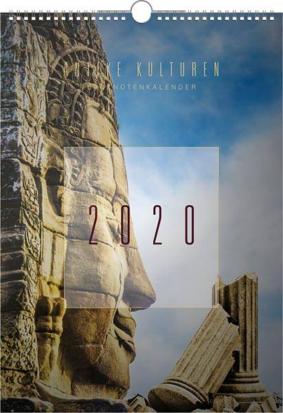 Banknoten-Kalender 2020
