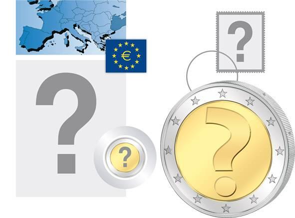 2 Euro Numisbrief Motiv unserer Wahl div. Jahre prägefrisch