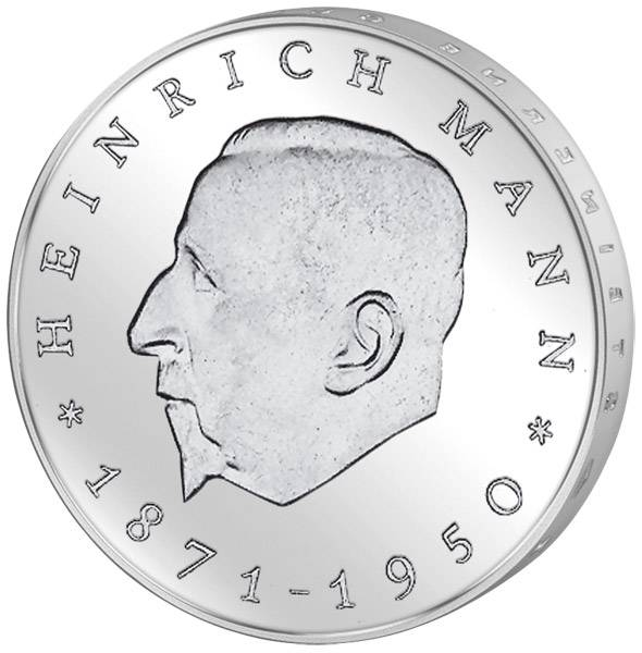 20 Mark DDR Heinrich Mann 1971