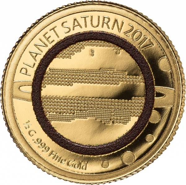 100 Francs Mali Saturn 2017