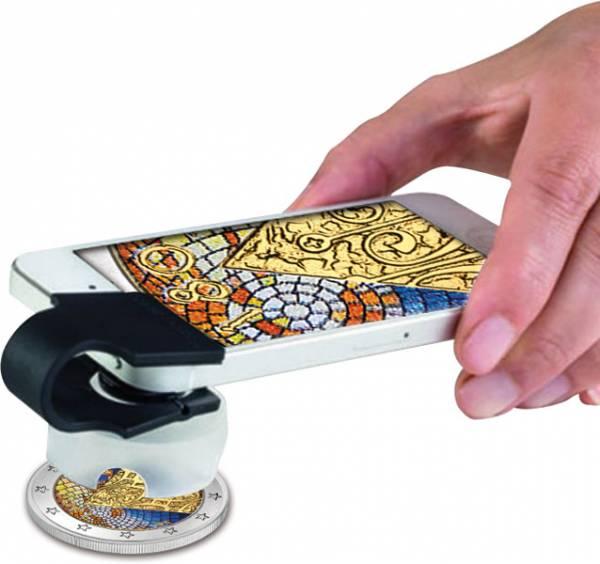 Makrolinse für Smartphones