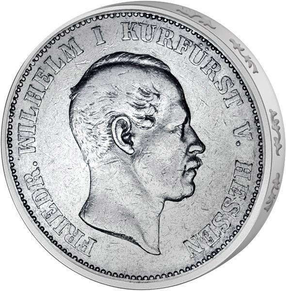 Vereinstaler Friedrich Wilhelm I.