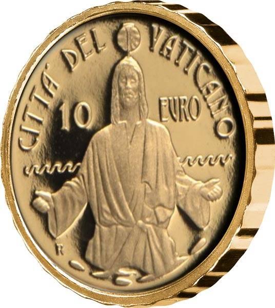 10 Euro Vatikan Taufe MMXIX 2019