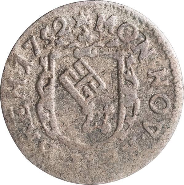 1 Groten Freie und Hansestadt Bremen 1738-1752