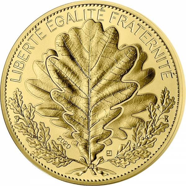 250 Euro Frankreich Eiche 2020