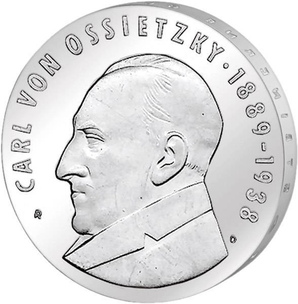 5 Mark Carl von Ossietzky