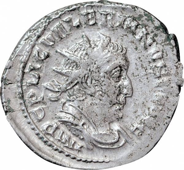Antoninian Kaiser Valerianus I.