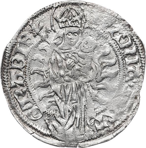 Mariengroschen Goslar Freie Reichsstadt 1505-1520