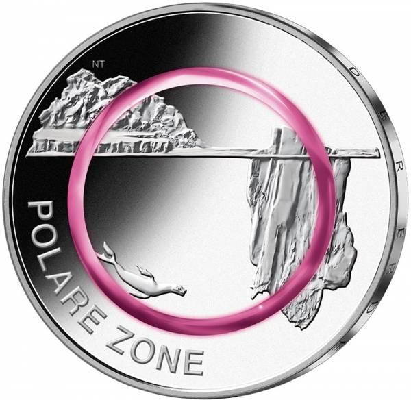 5 Euro BRD Polare Zone 2021