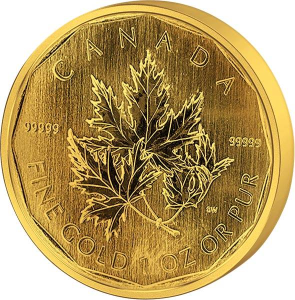 200 Dollar Kanada Maple Leaf 2007