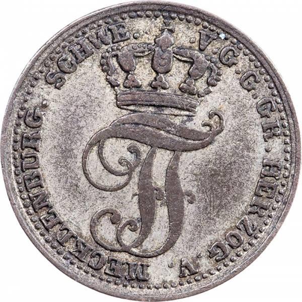1/48 Taler Mecklenburg-Schwerin Großherzog Friedrich Franz II 1848