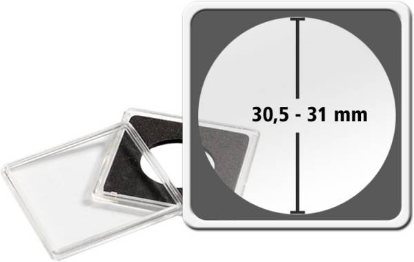 Quadrum Intercept-Kapsel Durchmesser 30,5 - 31 mm