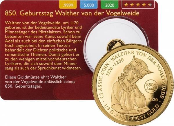 5 Dollars Cook Walther/Vogelweide 2020