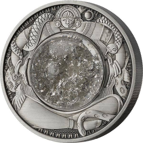 2 Dollars Tuvalu Tränen des Mondes 2021