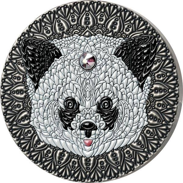 5 Dollars Niue Panda 2021