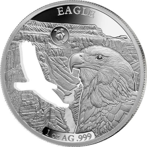 5 Dollars Barbados Adler 2020