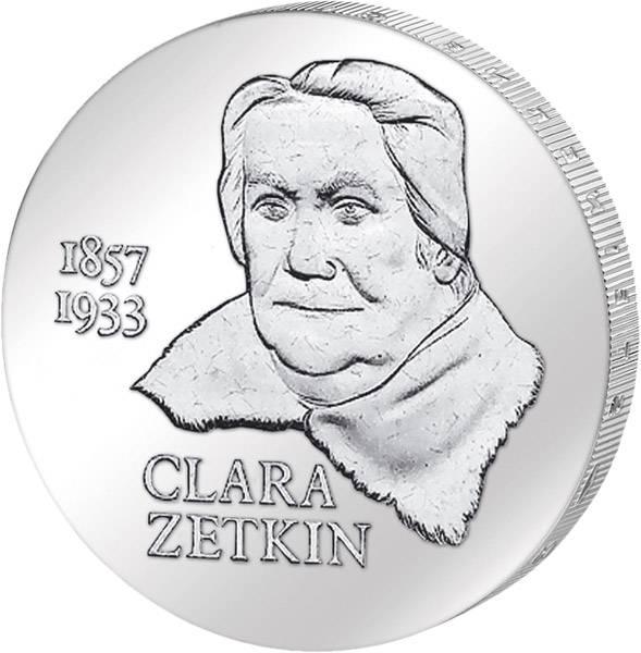 20 Mark Clara Zetkin