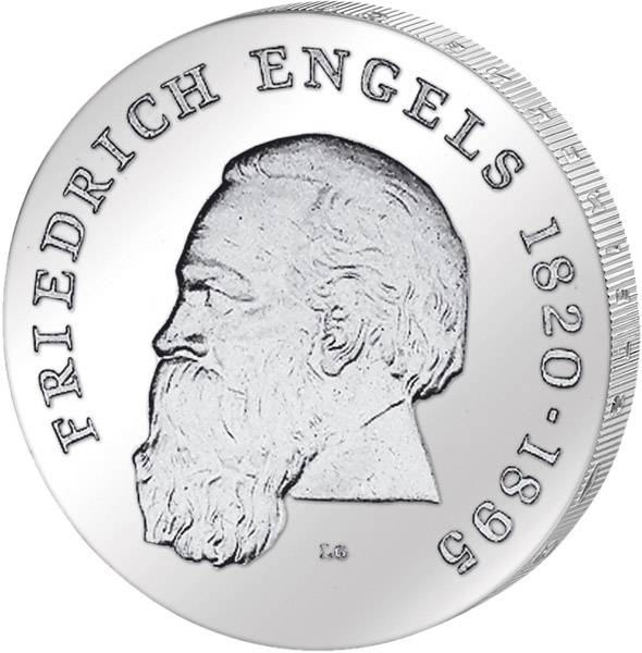 20 Mark Friedrich Engels