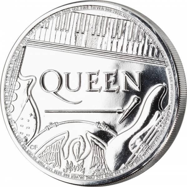 2 Pounds Großbritannien Musiklegenden 2020