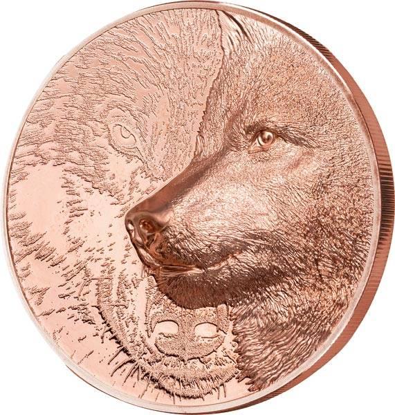 250 Togrog Mongolei Mystischer Wolf 2021