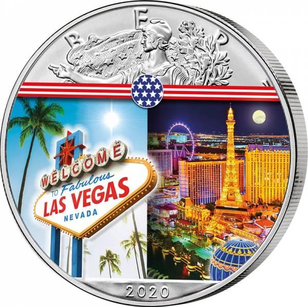 1 Dollar USA Las Vegas 2020