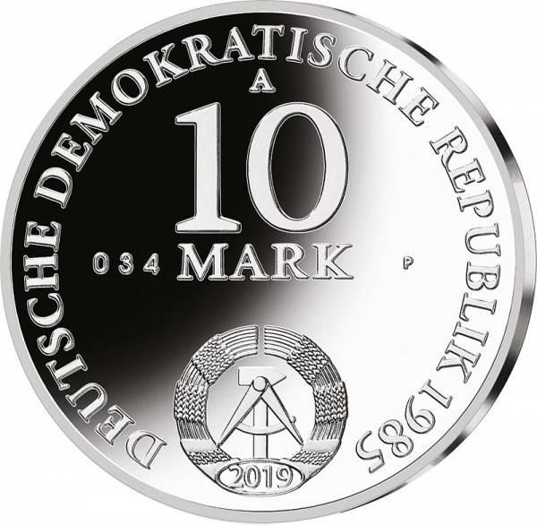 10 Mark DDR Humboldt-Universität 1985