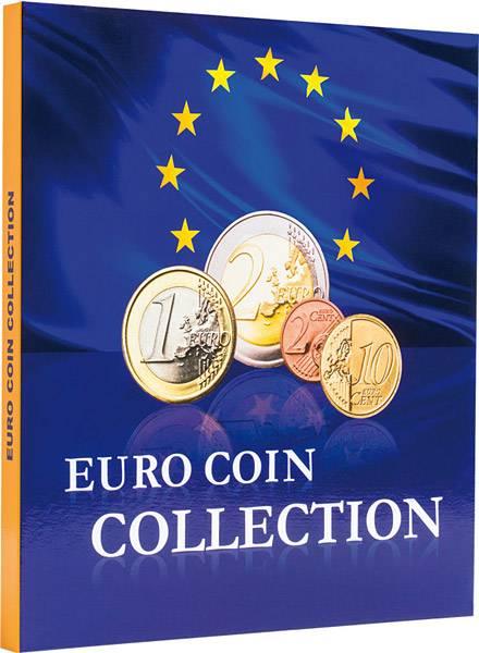 Münzalbum für 26 komplette Euro-Kursmünzensätze