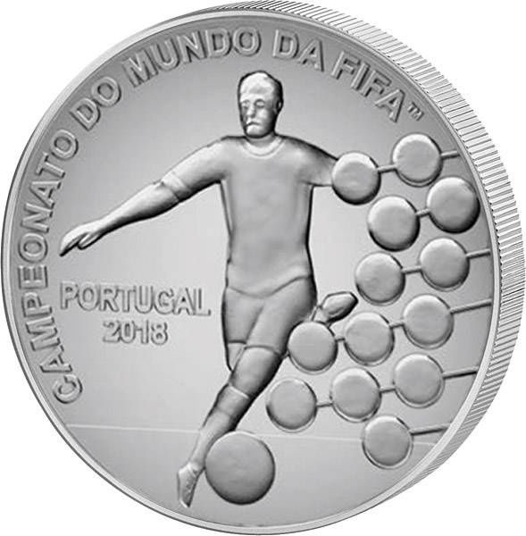 2,5 Euro Portugal Fußball-WM 2018