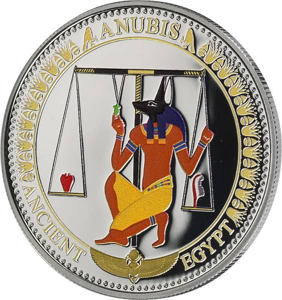2 Dollars Salomonen Anubis 2015