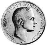 5 Mark Sachsen Coburg Gotha Carl Eduard 1907 ss-vz